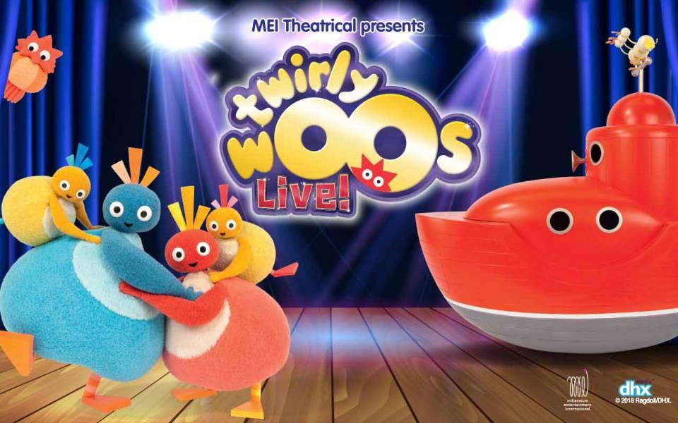 Twirlywoos Live