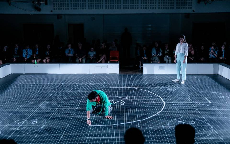 Curious Incident Schools Tour