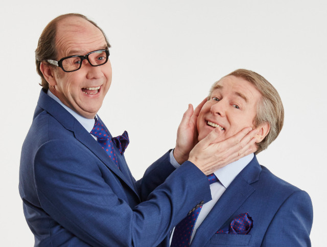 An image of Eric & Ern