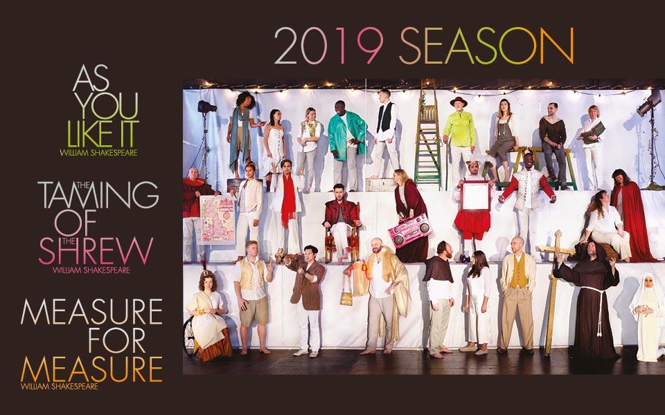Royal Shakespeare Company 2019 Season Tripe Bill