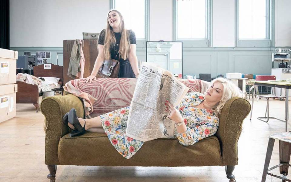 National Theatre's A Taste of Honey - Rehearsal Pictures