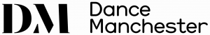 A picture of the Dance Manchester logo