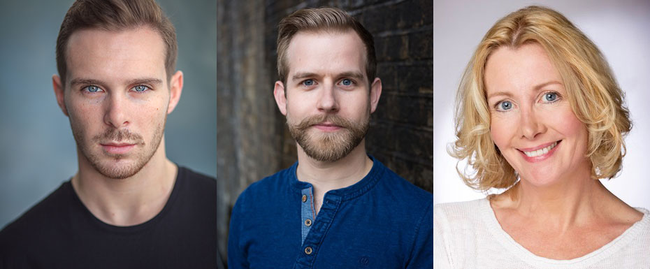 Alexander Patmore, Joel Benedict and Paula Tappenden to join Blood Brothers