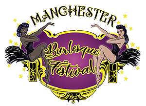 A picture of the Burlesque Festival logo