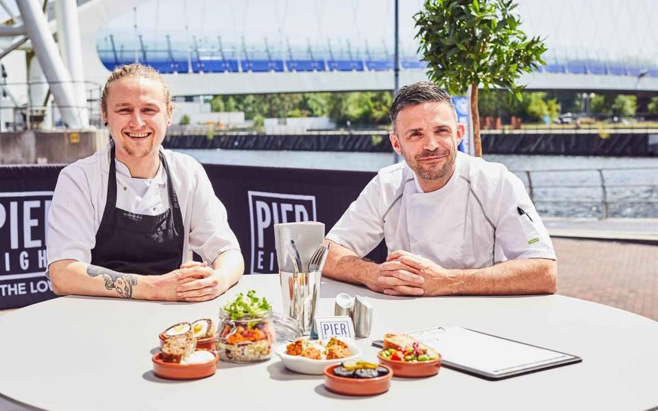 Pier Eight Chefs