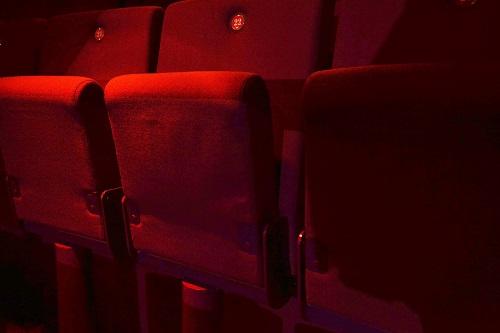 Quays Theatre Seats