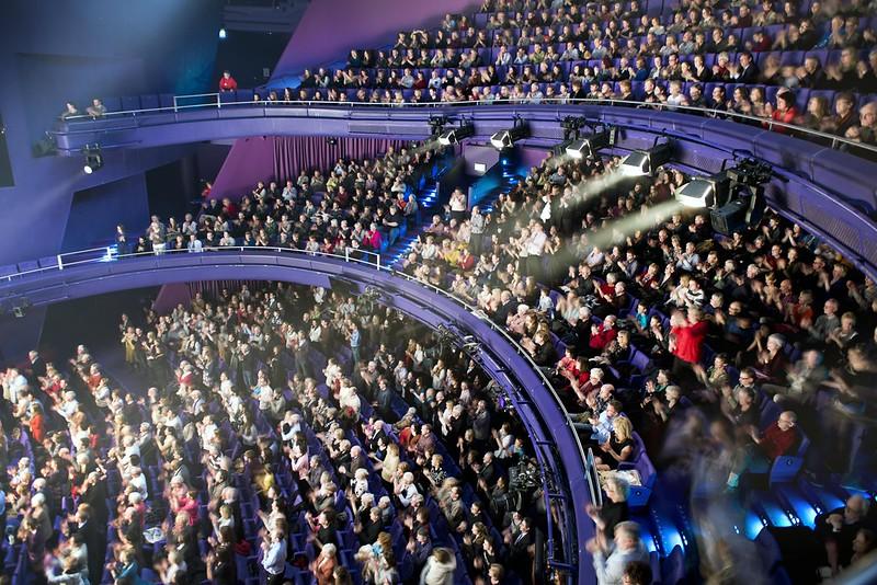lyric theatre for GM arts hub