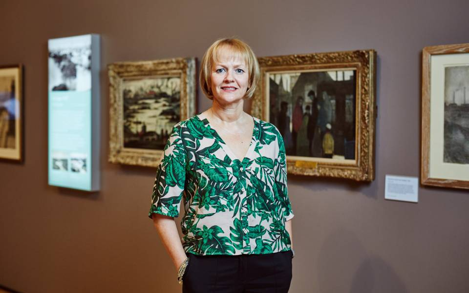 Julia Fawcett OBE - CEO The Lowry