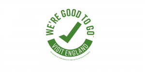 Picture of We're Good To Go Logo by VIsit England