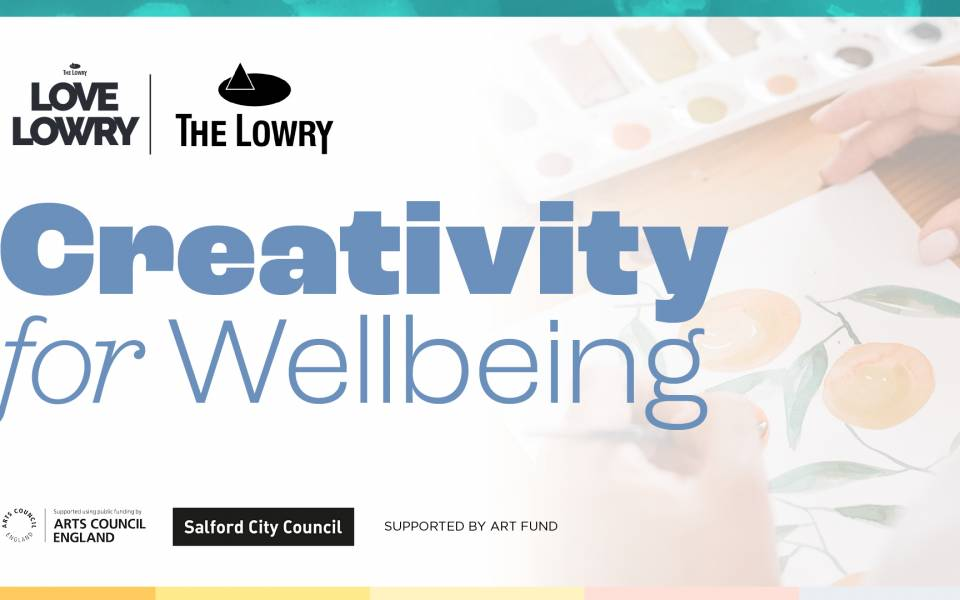 Creativity For Wellbeing web 3