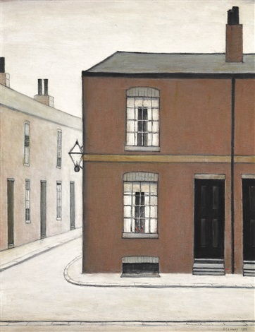 l.s.-lowry-david-lloyd-georges-birthplace,-manchester